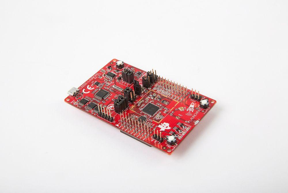 Testkit: Texas Instruments tilbyr testkits til alle som vil bygge strømgjerrig wifi inn i produktene sine
