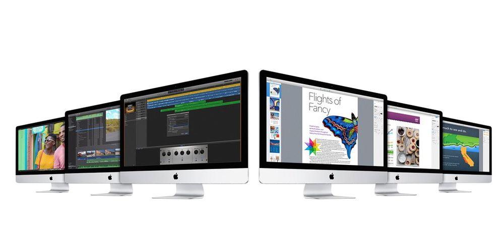 Den nye iMac-en er billigere enn sine storesøsken, men det har sine klare årsaker.