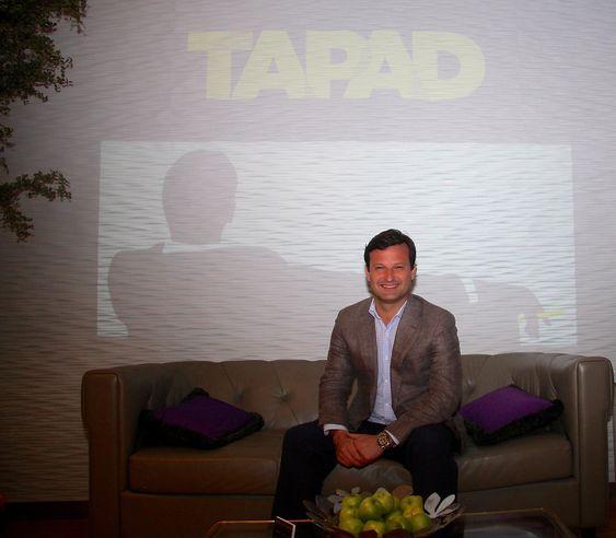 Som TV-serien Mad Men, er Are Traasdahls Tapad lokalisert i tradisjonsrike Madison Avenue.