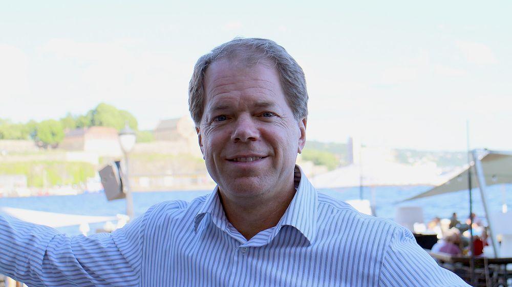 Stor endringer forut: Citrix Brad Peterson tor vi en på terkselen til store omveltinger hos de tradisjonelle IT-leverandørene.