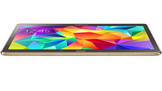 Samsung nye nettbrett er 6,6 millimeter tykt. De har likevel klart å presse et batteri med 7900 mAh kapasitet inn i 10,5-tommeren og 4900 mAh i 8,4-tommeren.