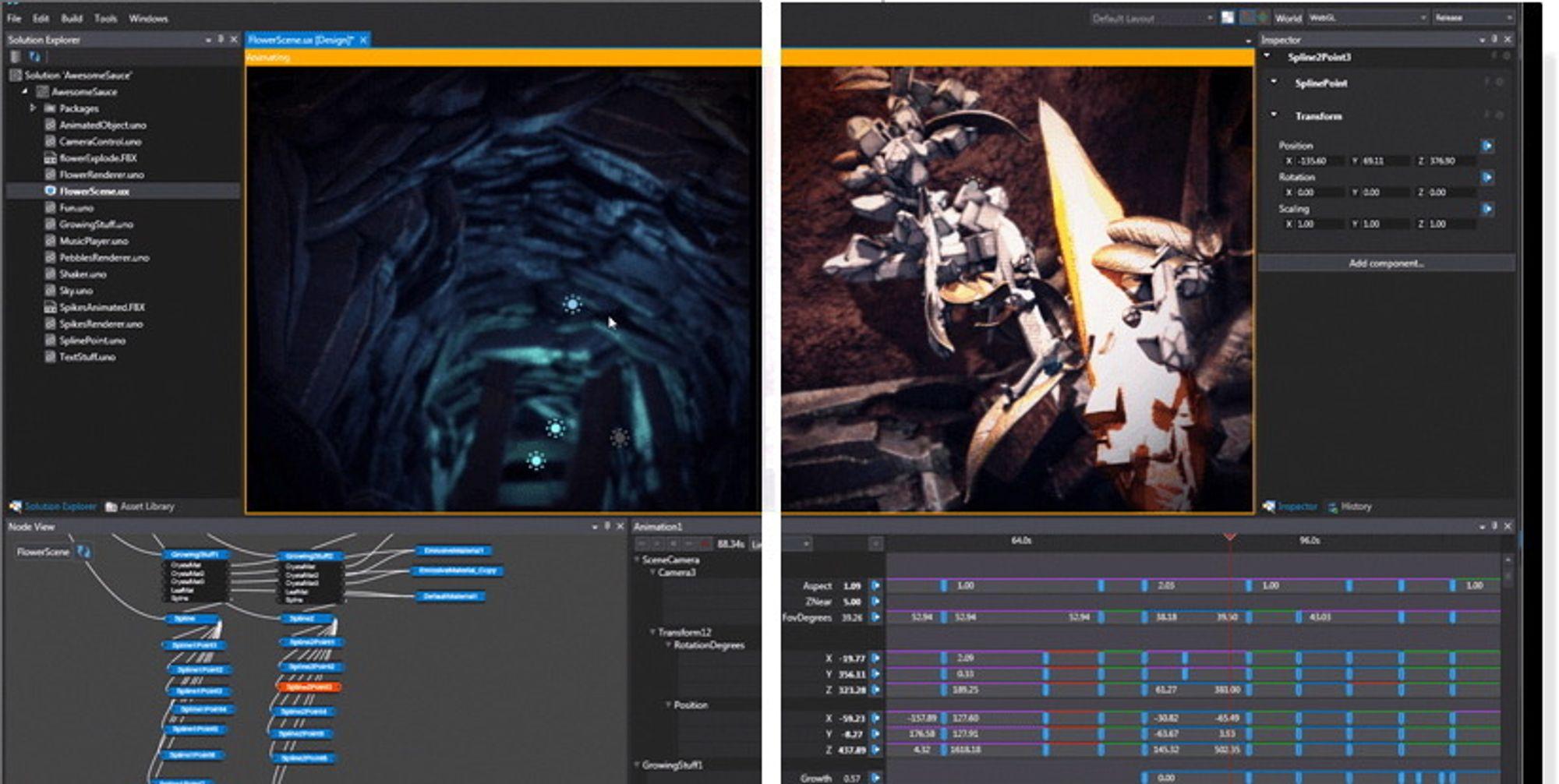 Realtime Studio lar utviklerne lage apper for flere platformer i én og samme operasjon.