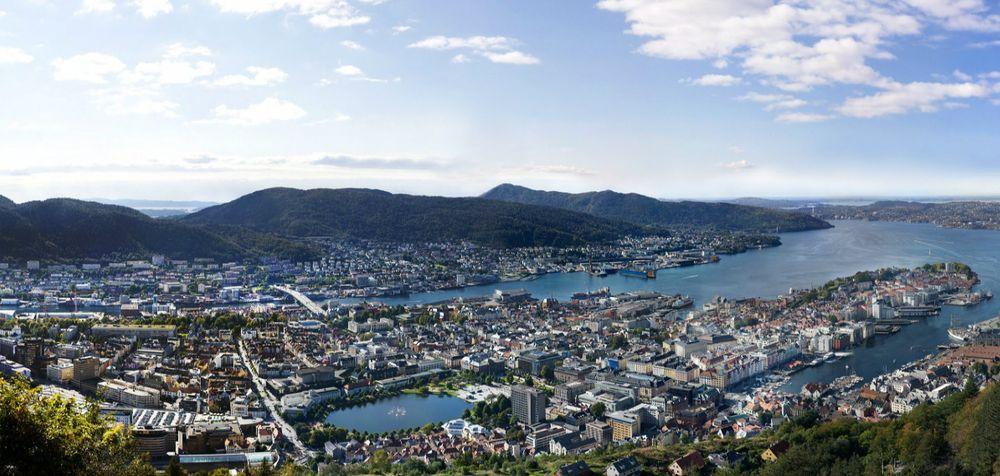 HOLDER KOKEN: Bergen huser i år den tyvende UTC-konferansen i rekken. Kostnader er en viktig del av årets konferanse. Foto: Eirik Helland Urke
