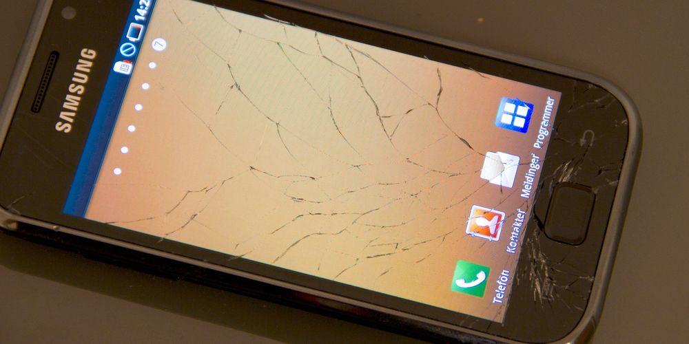 Samsung lager verdens tøffeste skjerm