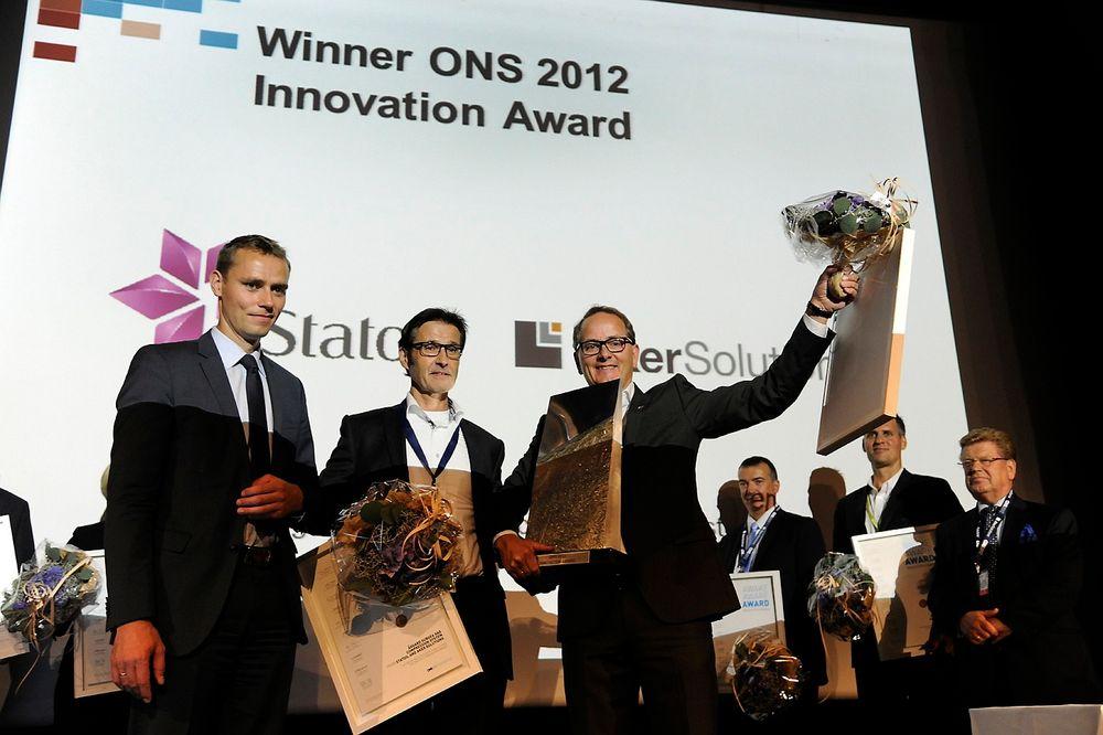I forfjor var det Aker Solutions og Statoil som vant ONS's Innovasjonspris for sitt Åsgård subsea kompresjonsystem. I år er det kommet inn 97 søknader fra teknologibedrifter, som mener deres nyvinning er den beste. En tendens er dessuten at flere aktører som overfører spillteknologi til oljebransjen har kommet til.