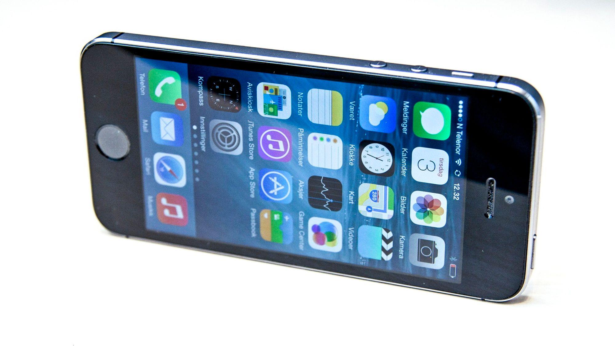 Dette er nytt i iOS 8 Tu.no