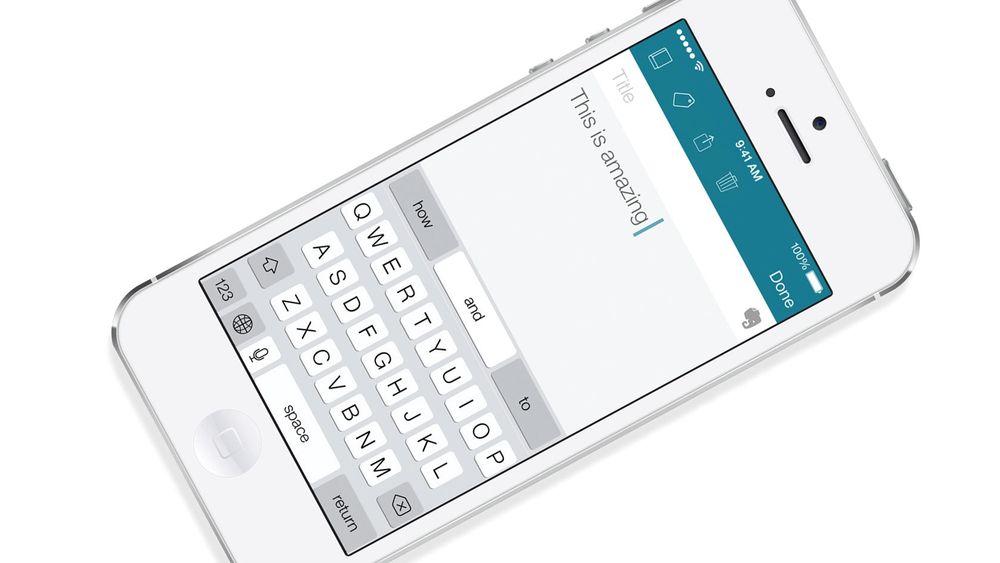 SwiftKey på norsk endelig også på iPhone