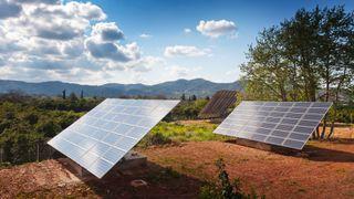 Solkraftbransjen truer olje- og gassmarkedet