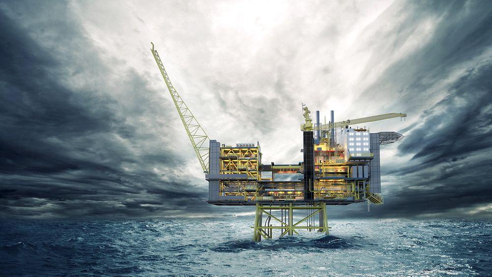 Edvard Grieg-utbyggingen på Utsirahøyden må få kraft fra land senest i 2022. I starten skal den drives med gassturbiner.