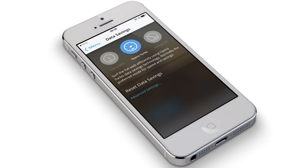 Opera slipper ny versjon av Opera Mini for iOS.