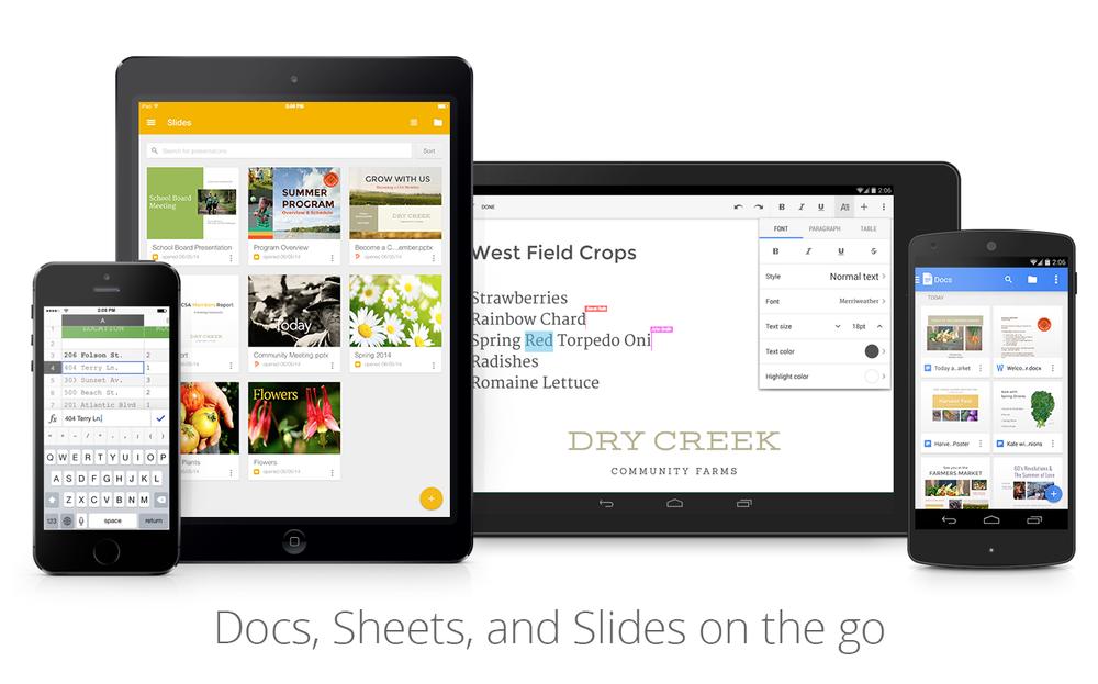 Nå kan du redigere Microsoft Office-filer direkte i Google Drive uten å måtte konvertere dem først.