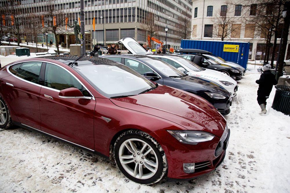 Tyskland er blitt et nytt marked for nordmenn som vil kvitte seg med sin Tesla Model S.