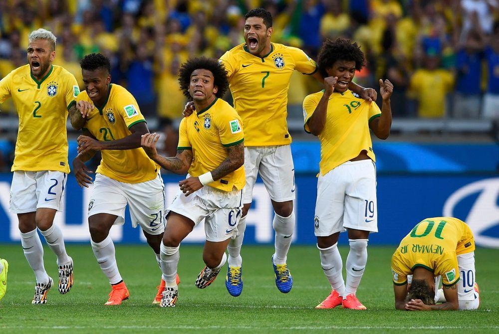 Brasil gikk knepent videre. Men hvor lenge vil Twitter-rekorden stå?