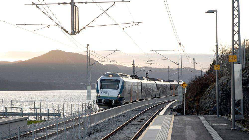 Å bygge ut jernbanen gir ingen automatisk miljøgevinst, ifølge Naturvernforbundet