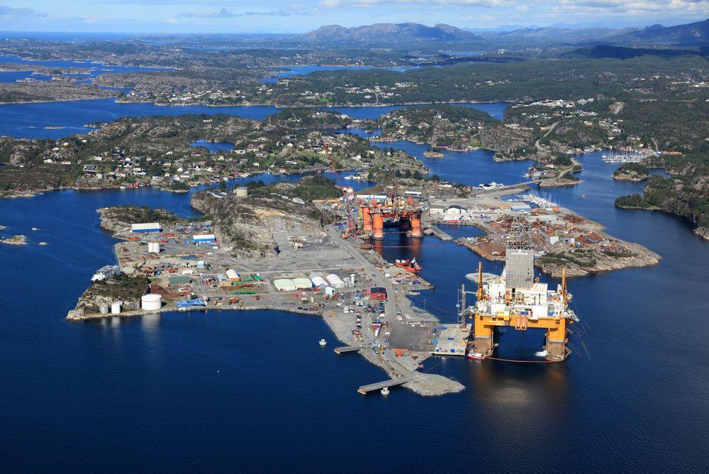 Bergen Group Hanøytangen mener de må bli flinkere på å kommunisere ut til bransjen at de kan konkurrere med utenlandske verft, også på pris. Den siste tiden har verftet vært gjennom en omorganisering og en oppgradering.
