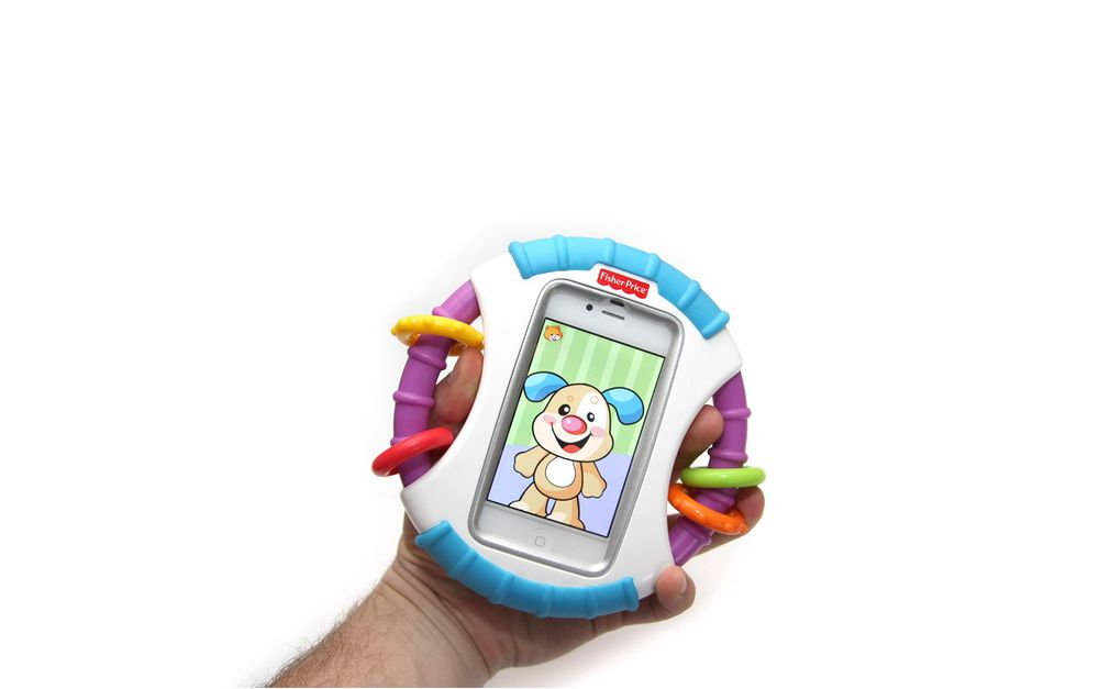 Test: Fisher-Price Apptivity Case for iPhone