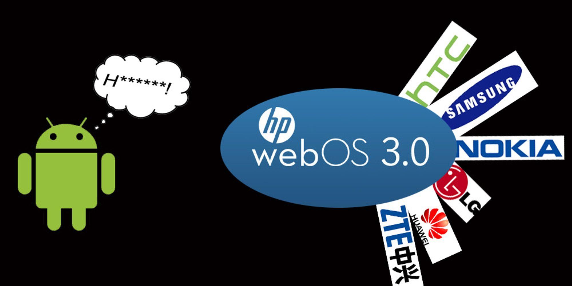 Gjetteleken: Hvem velger WebOS?