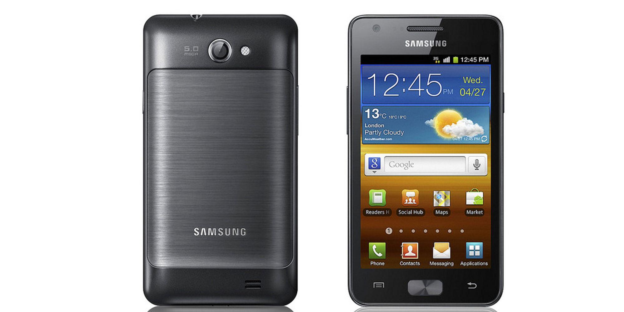 Ny dual core fra Samsung