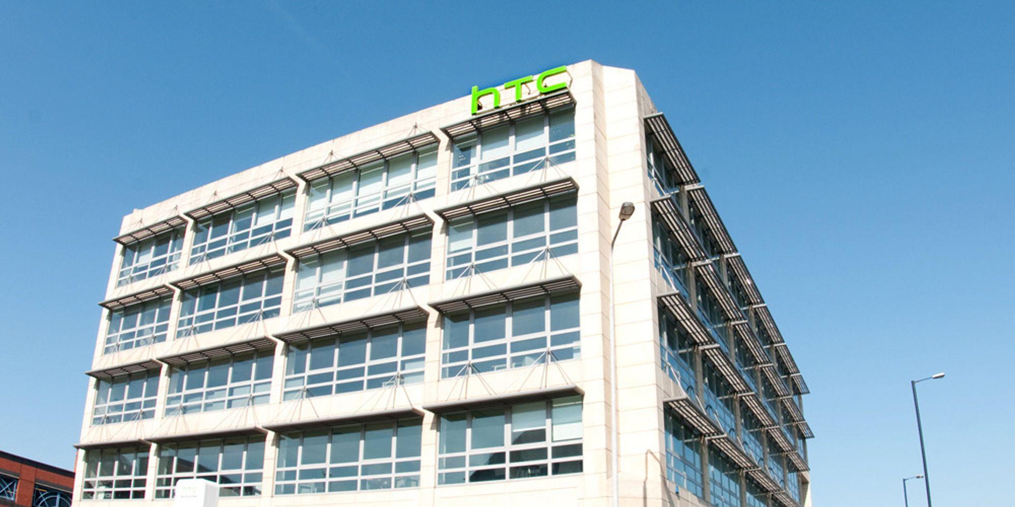 Nå invaderer HTC Europa