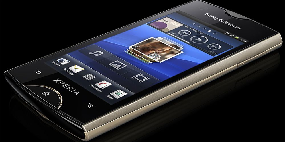 Her er Xperia Ray