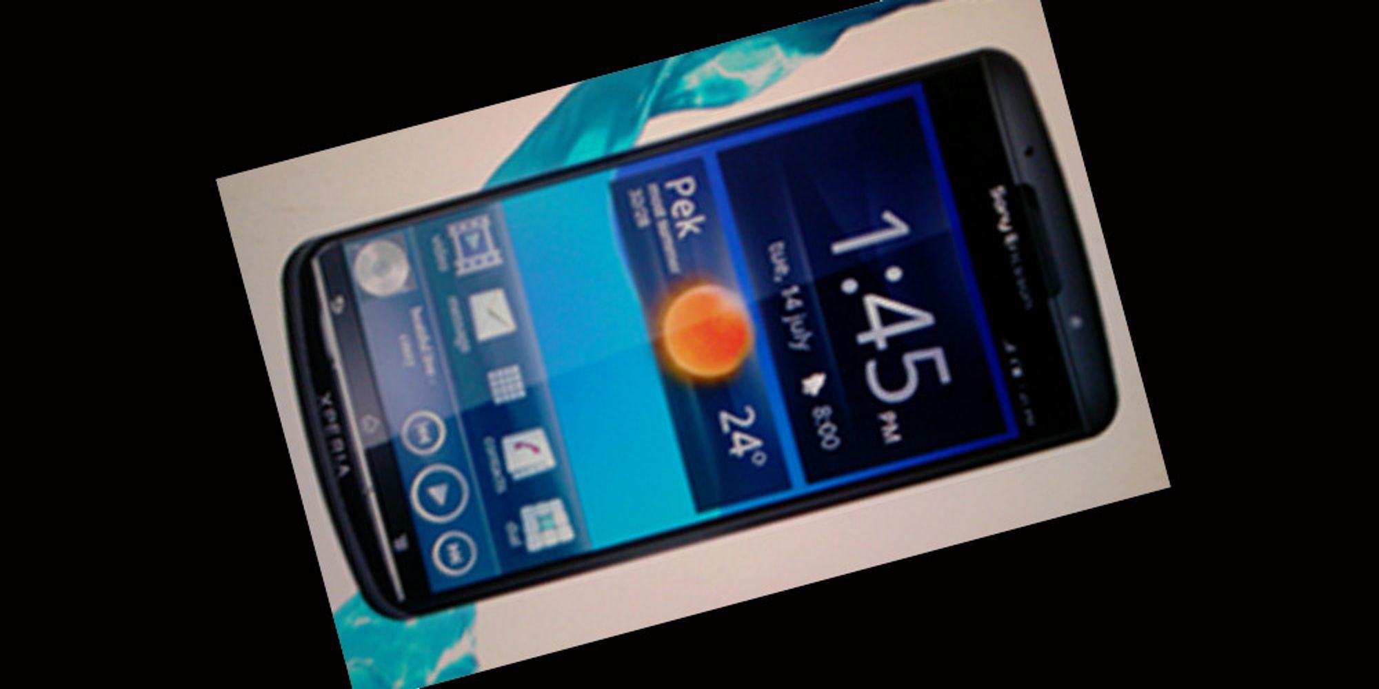 Er dette Sony Ericssons første Dual Core?