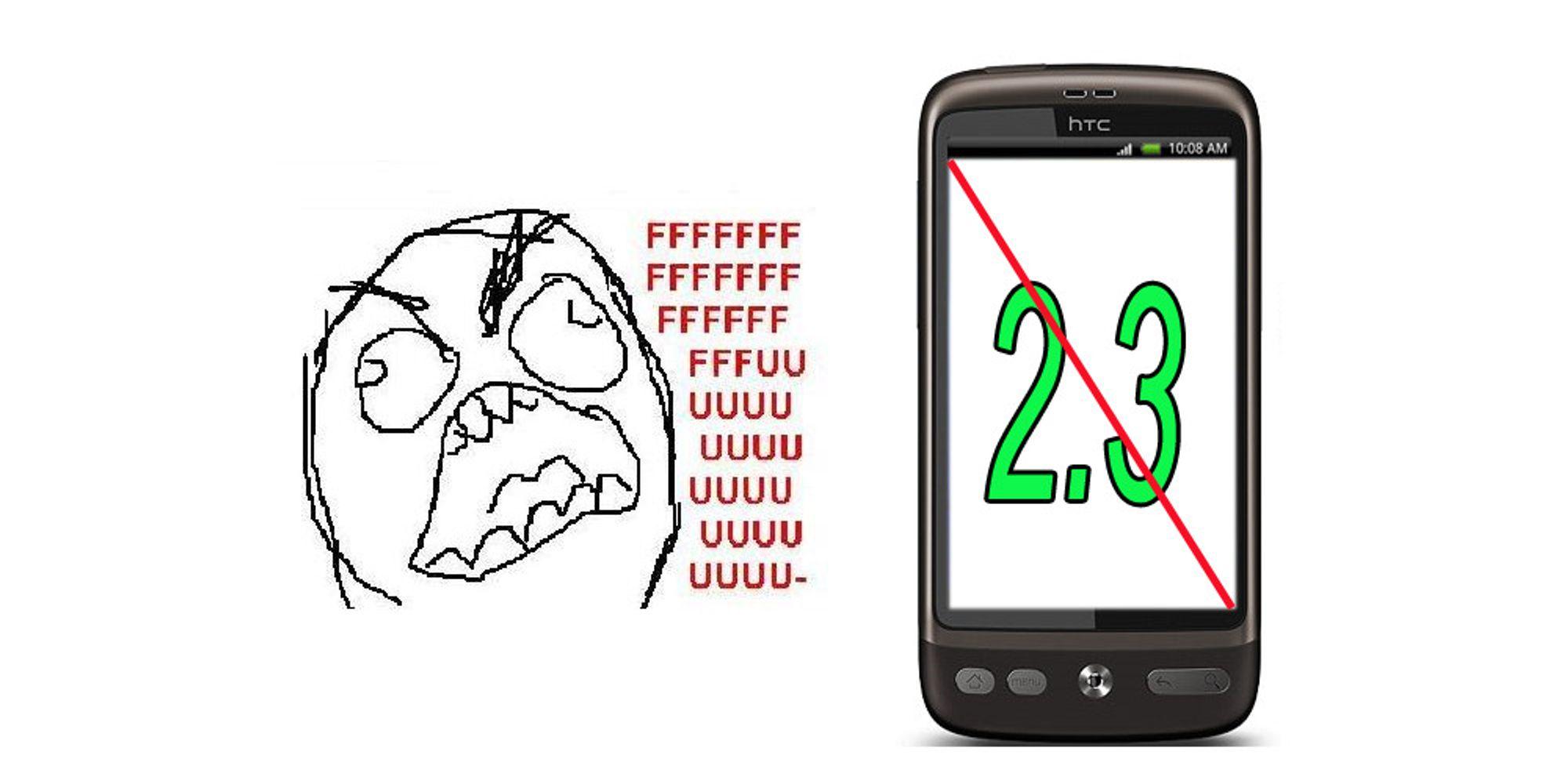 HTC-fansen er rasende