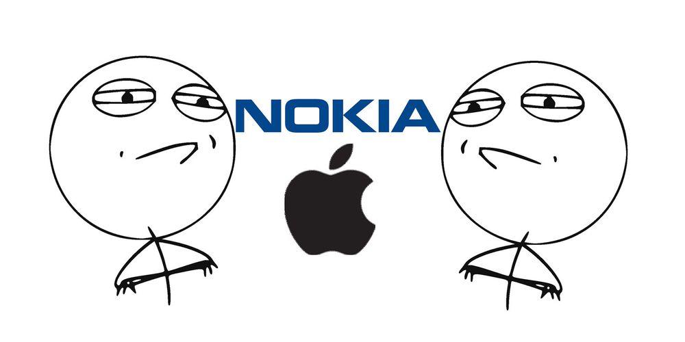 Apple må betale Nokia