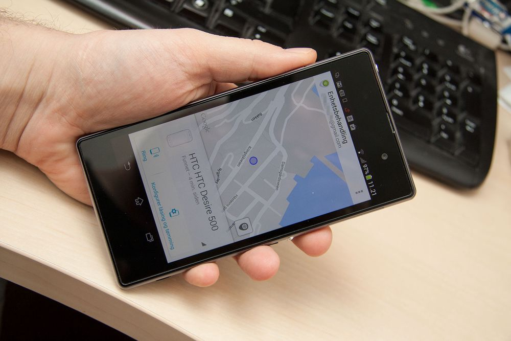 Denne appen sporer Android-telefonen din