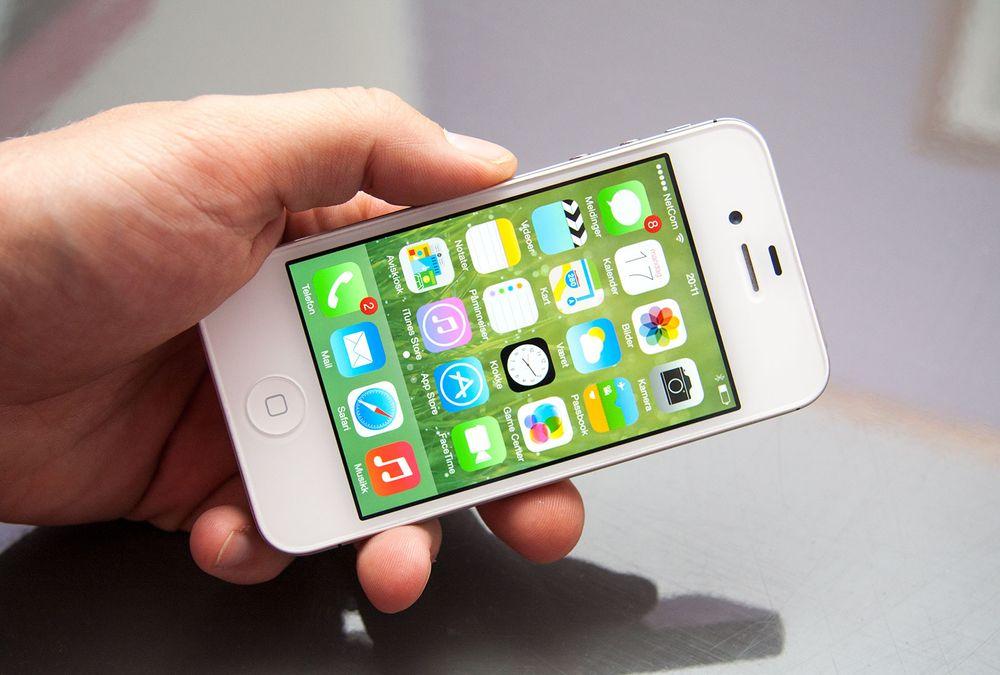 TEST: Vi prøvekjører iOS 7