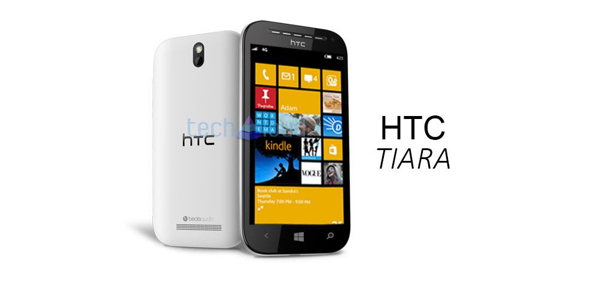 Her er HTC Tiara
