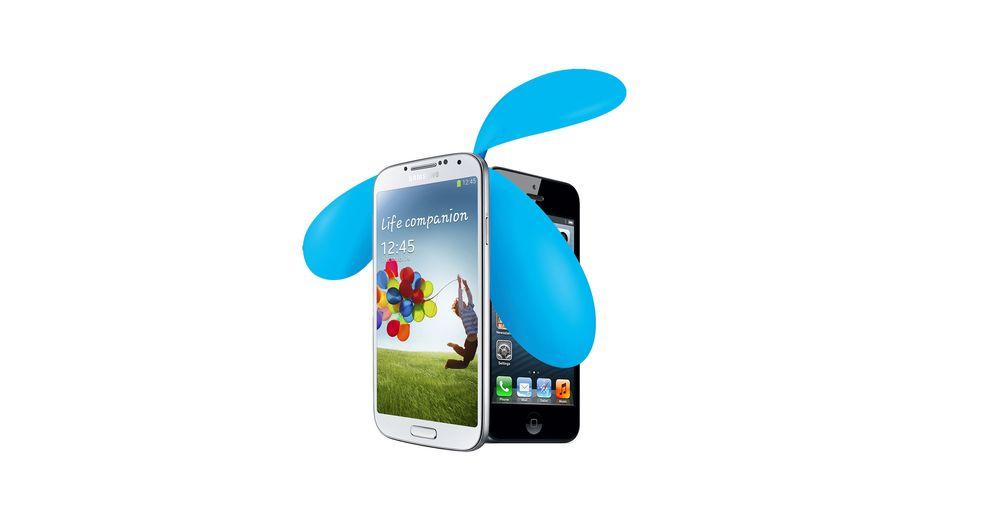 Telenor skur opp 3G-hastigheten