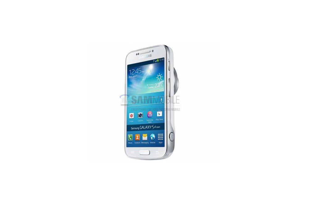 TEST: Dette er trolig Galaxy S4 Zoom