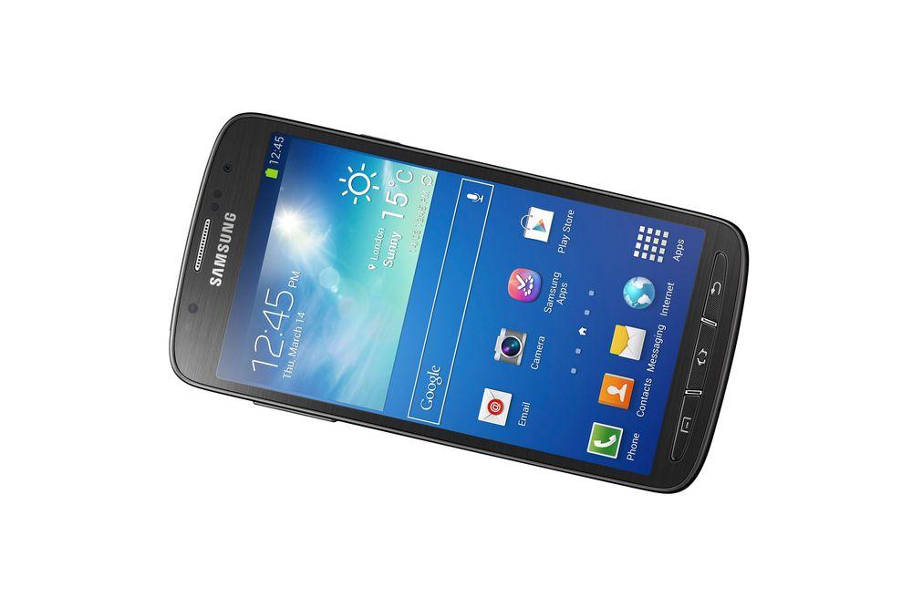 Samsung lanserer vanntett Galaxy S4
