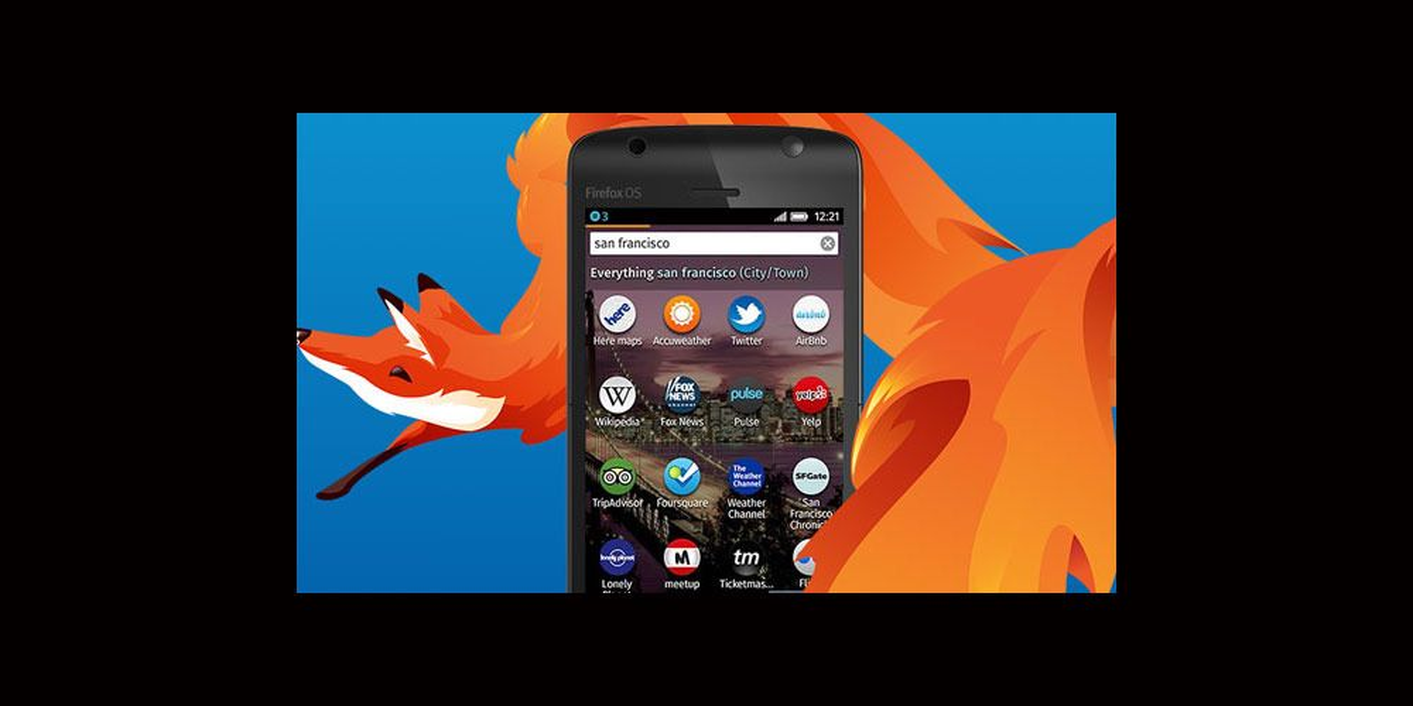 Ny Firefox-mobil om en uke?