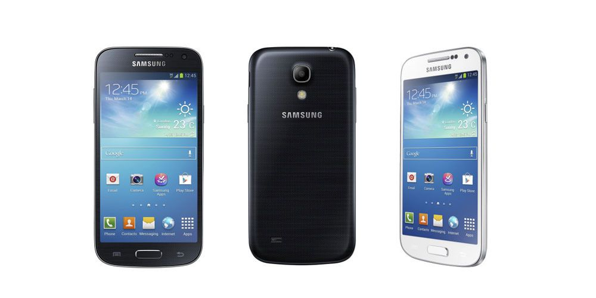 Samsung Galaxy S4 Mini er lansert