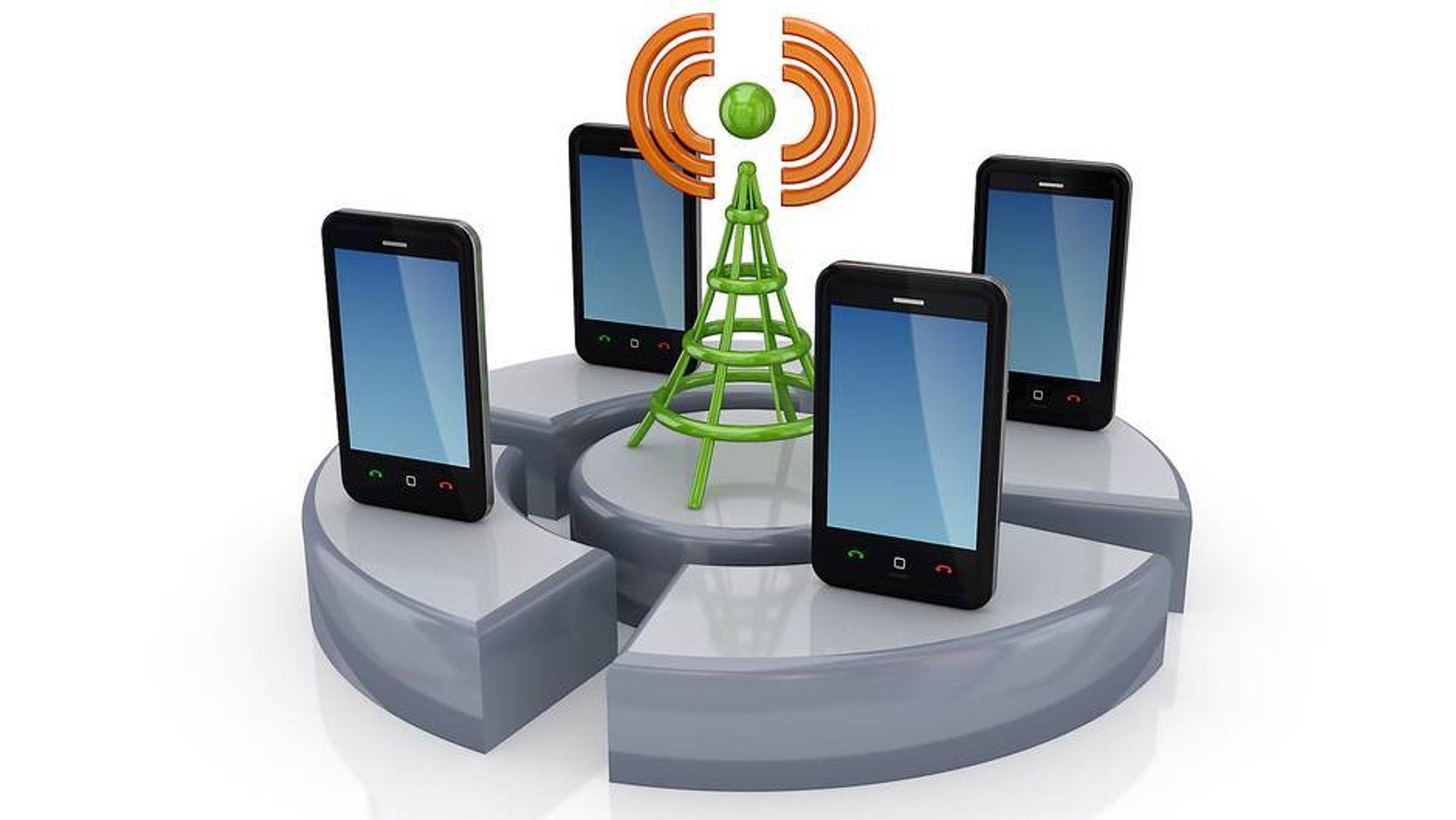 Vil merke telefoner med dårlige antenner