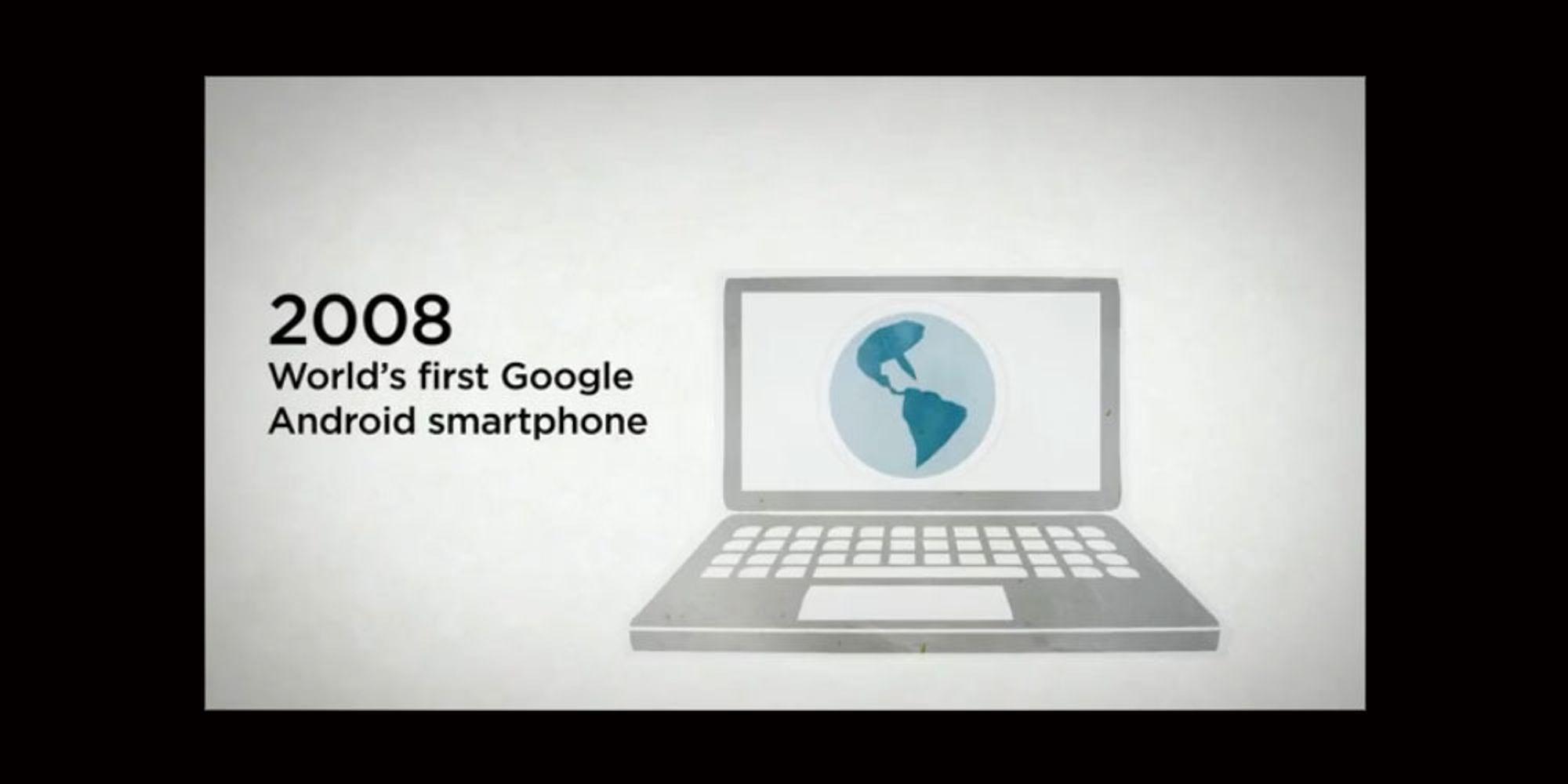 TEST: Video: HTCs historie på tre minutter
