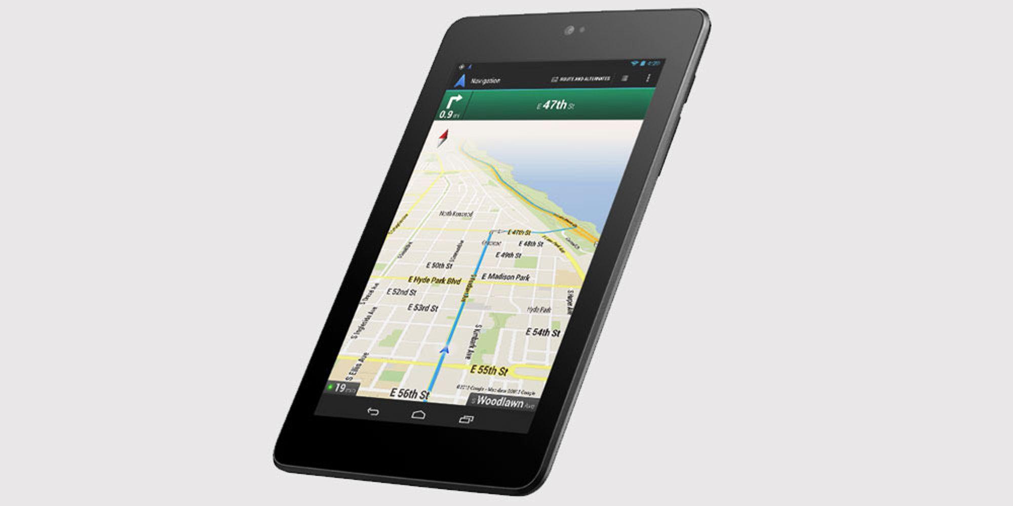 TEST: Ny Nexus 7 neste måned?