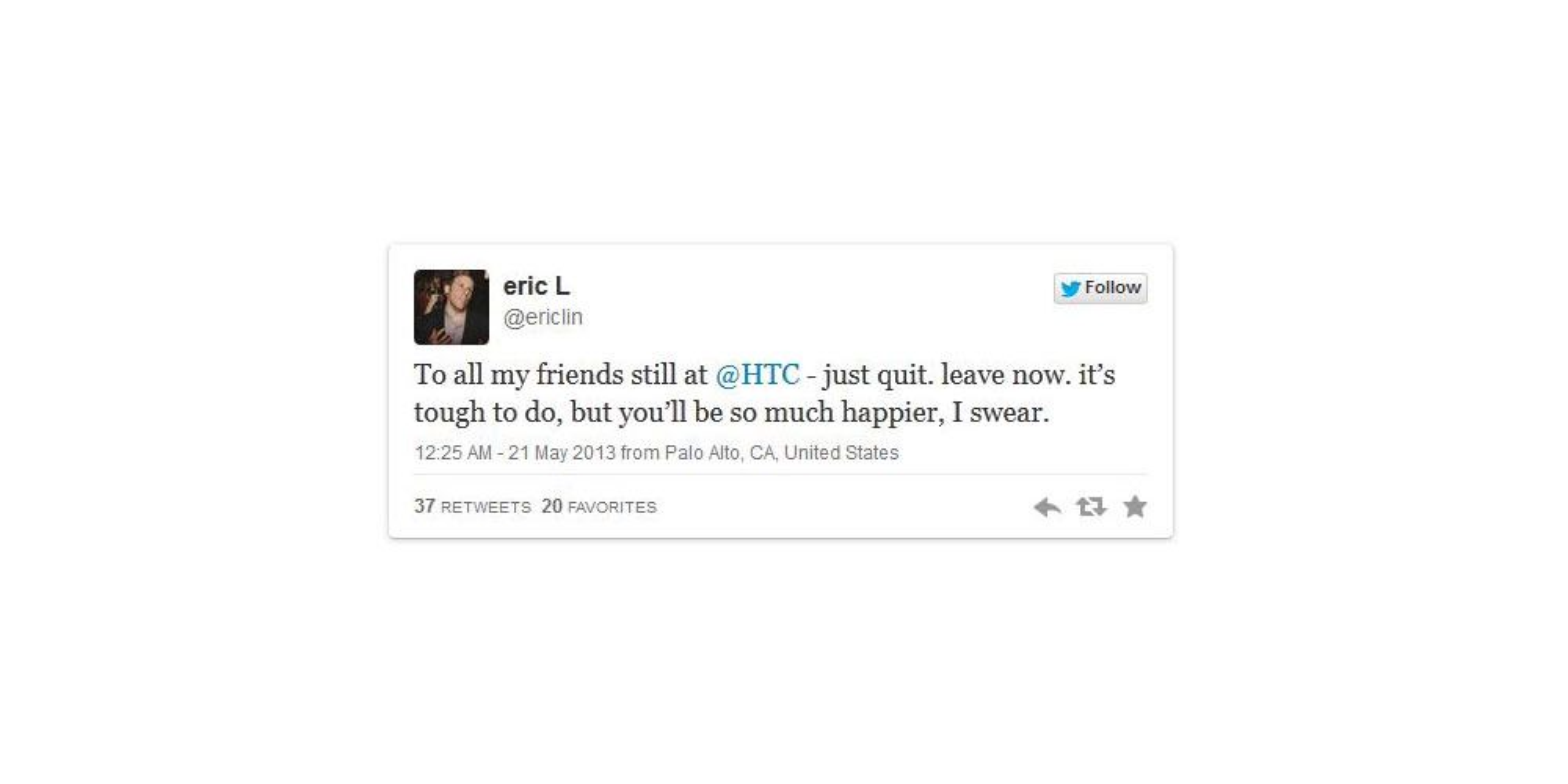 Mannefall hos HTC