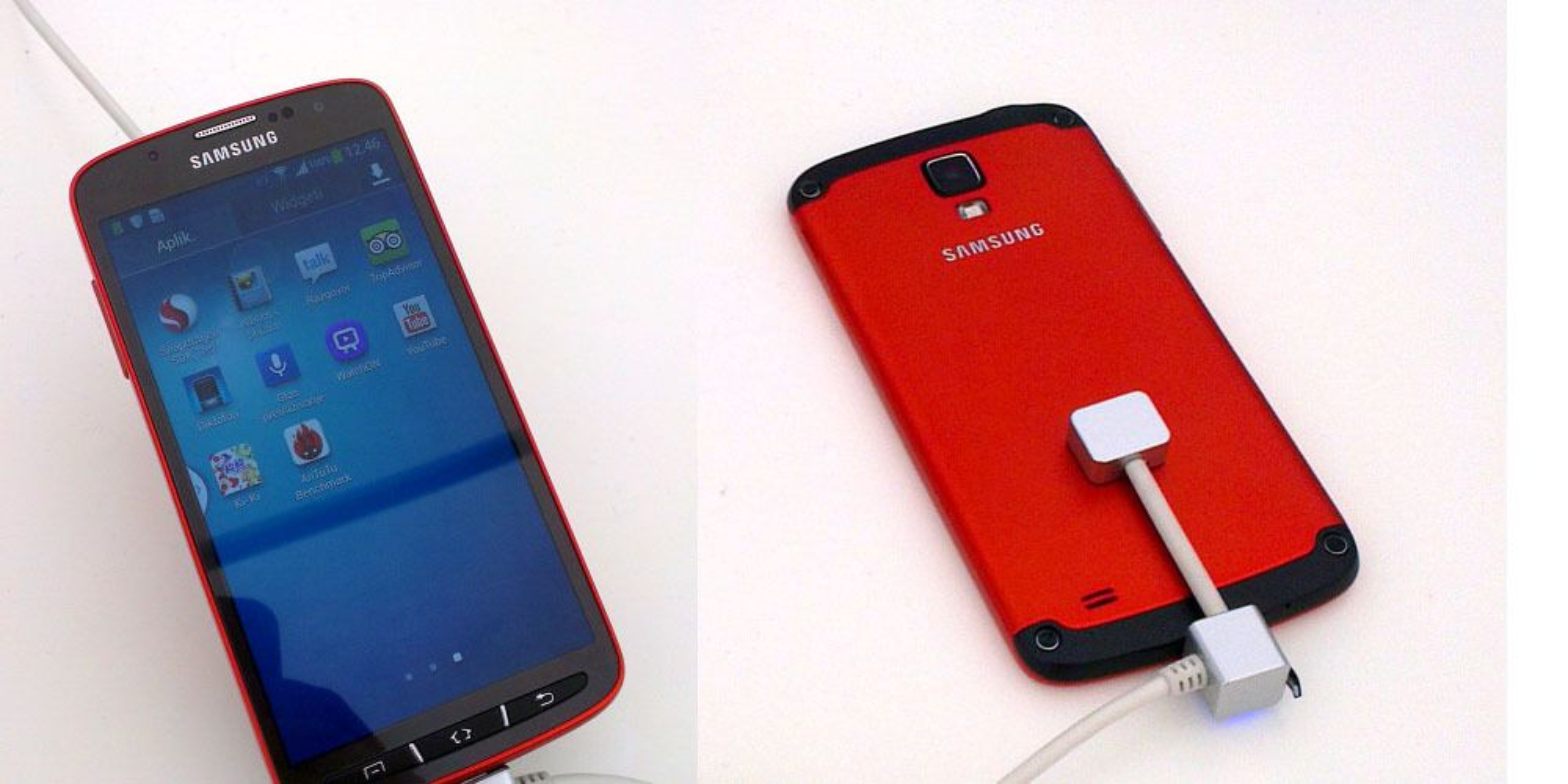 Dette er Galaxy S4 Active