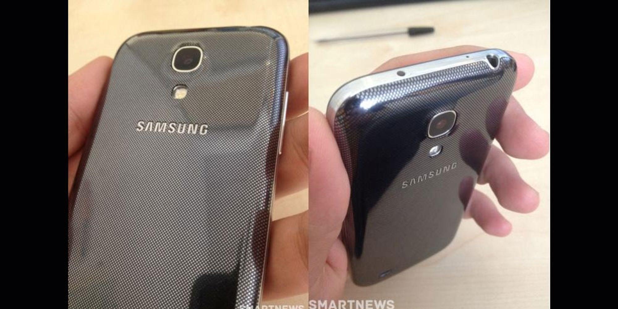 Her er Galaxy S4 Mini