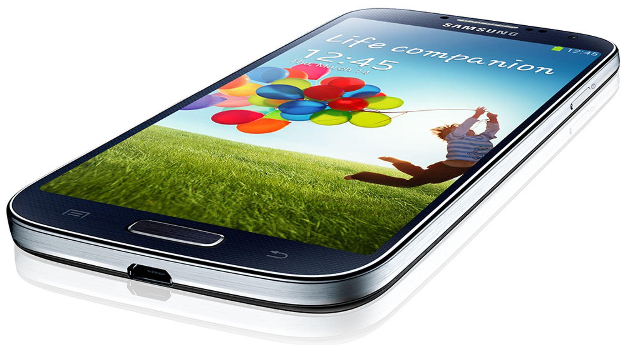 TEST: Galaxy S4 slår alle Samsung-rekorder