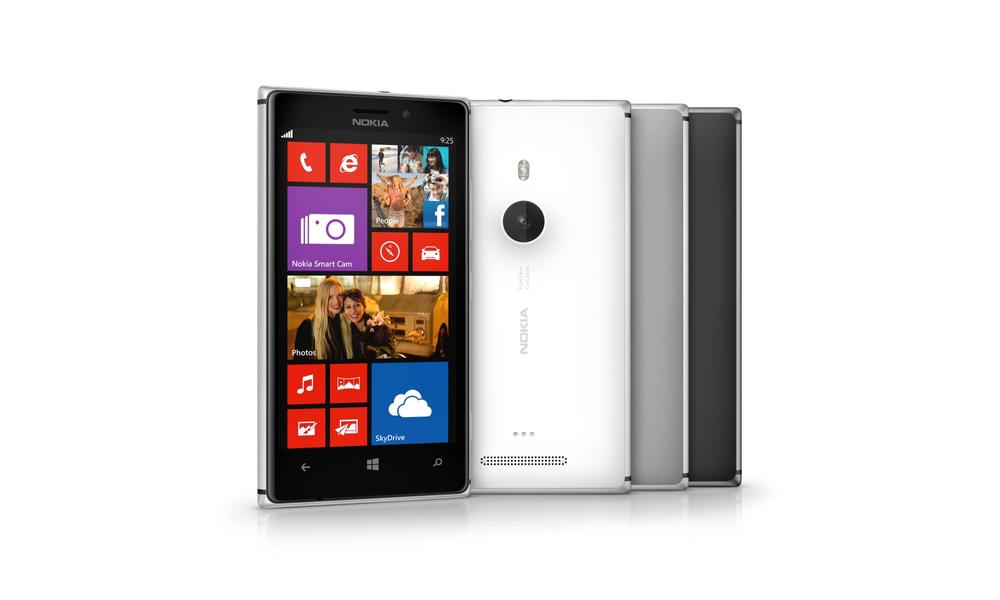 Her er Nokia Lumia 925
