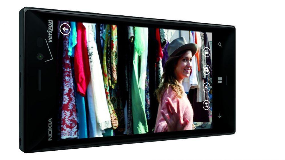 Nokia lanserte Lumia 928