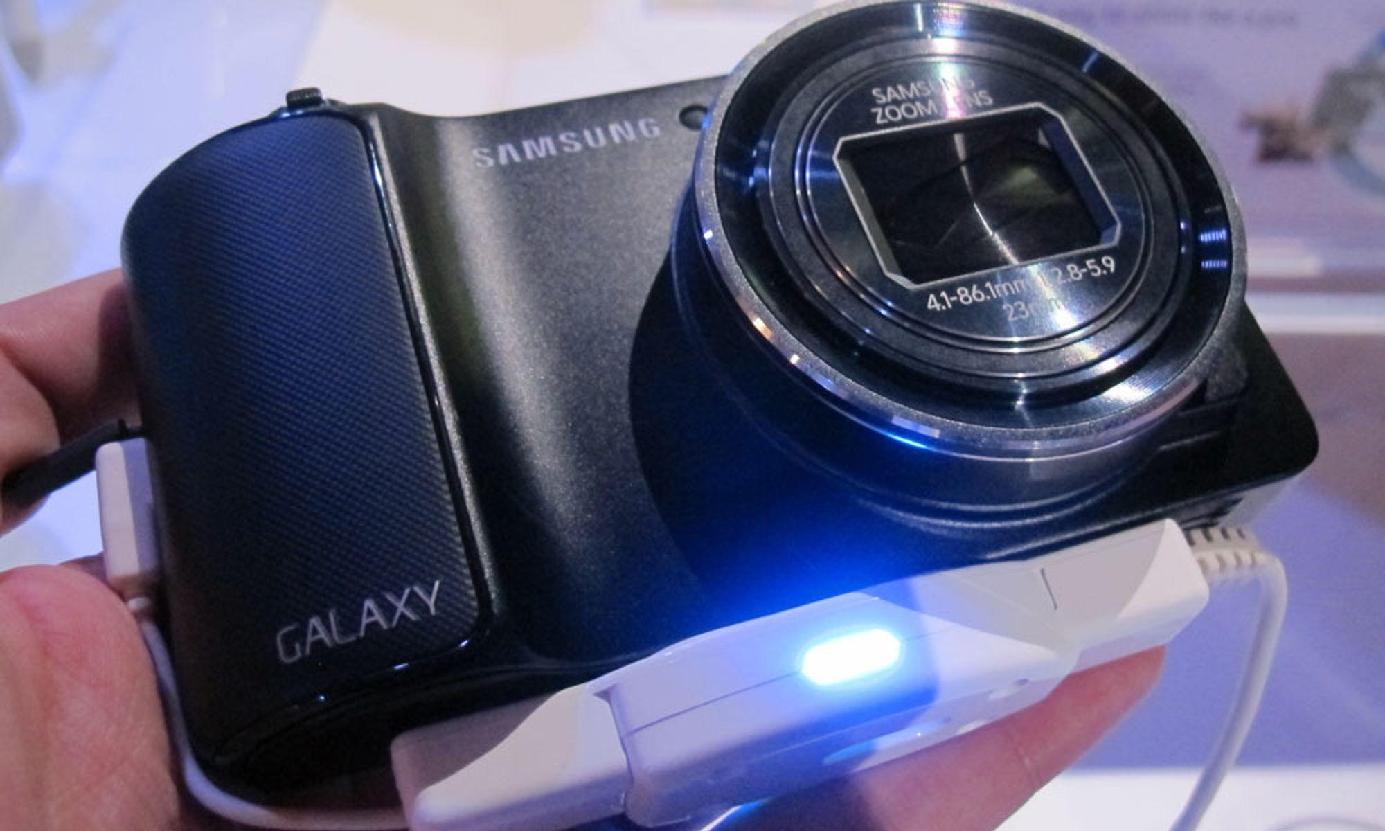 Lyntest: Samsung Galaxy Camera