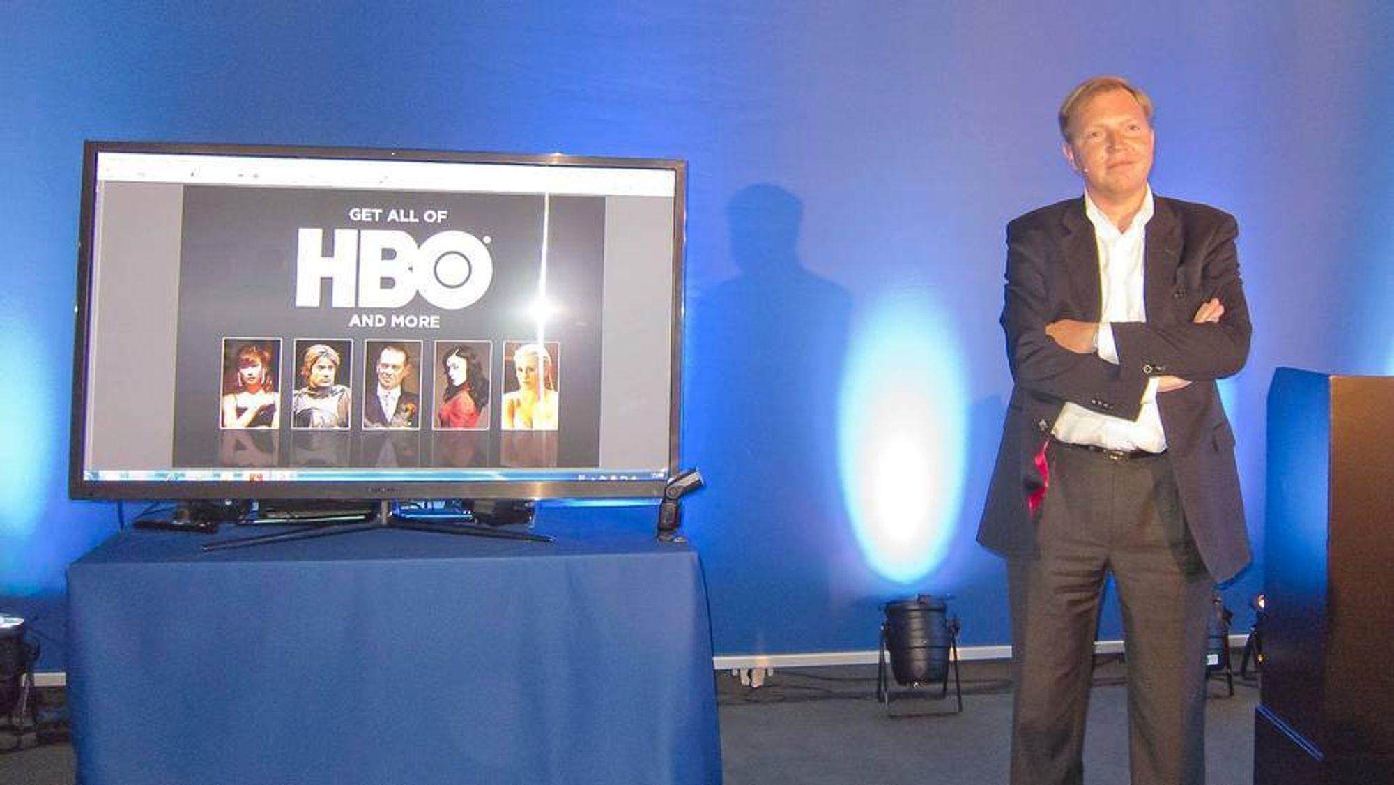 Samsung + HBO = sant