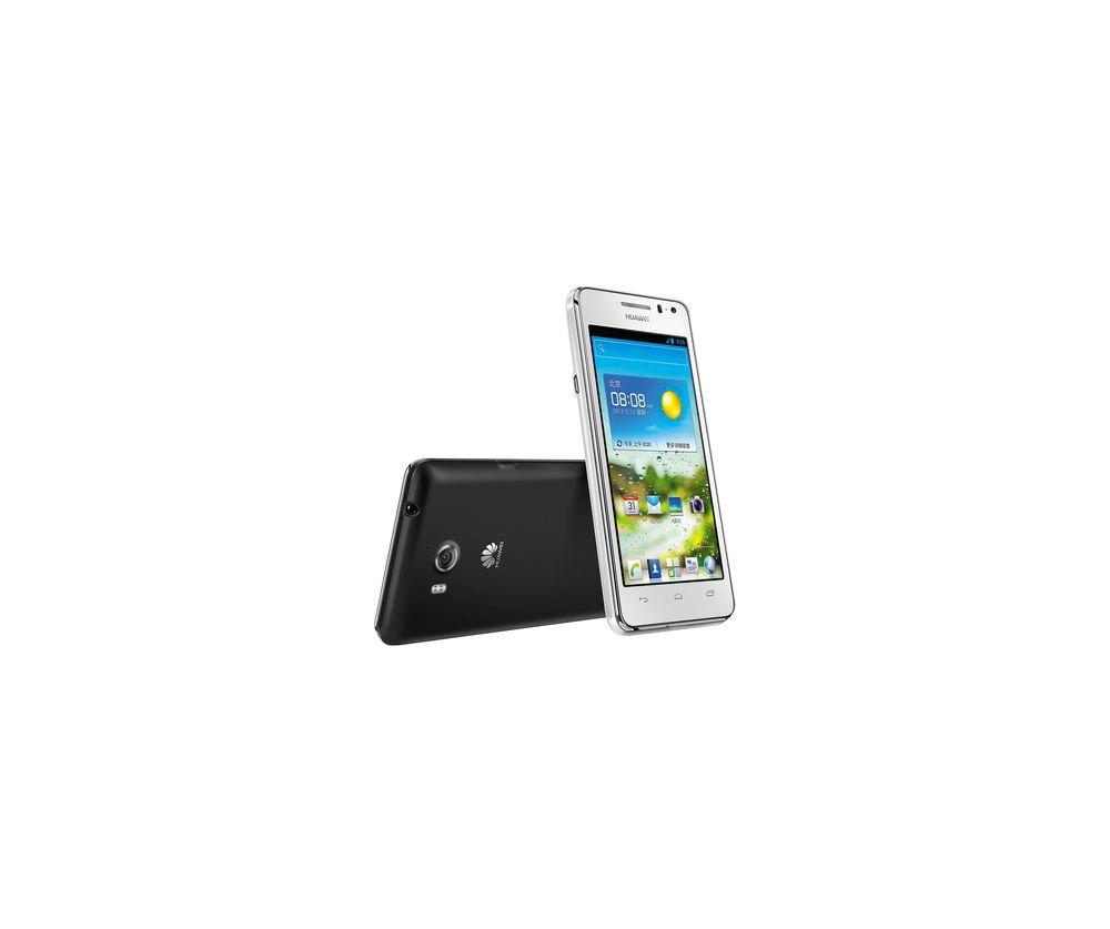 Stor skjerm og tokjerne fra Huawei