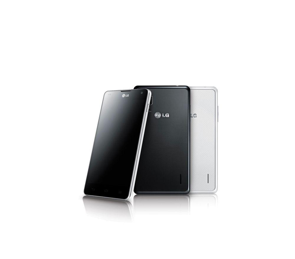LG lanserer råsterk Optimus-mobil