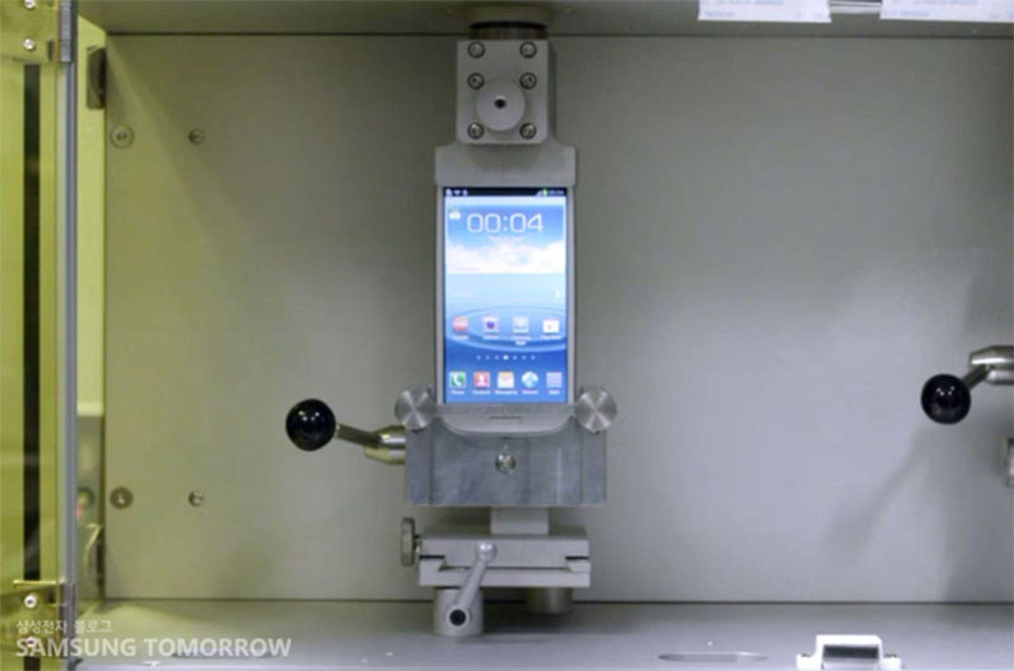 Slik ble Galaxy S III utformet