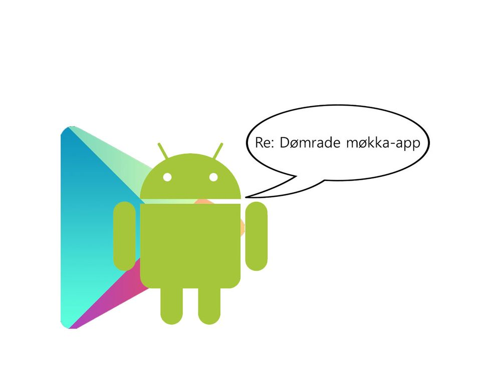 Nå kan du få svar av app-utviklere